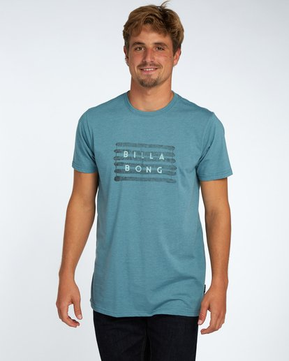 1 Spray Die Cut T-Shirt  H1SS26BIP8 Billabong