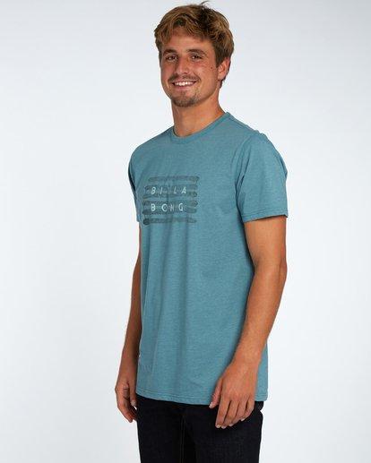 2 Spray Die Cut T-Shirt  H1SS26BIP8 Billabong