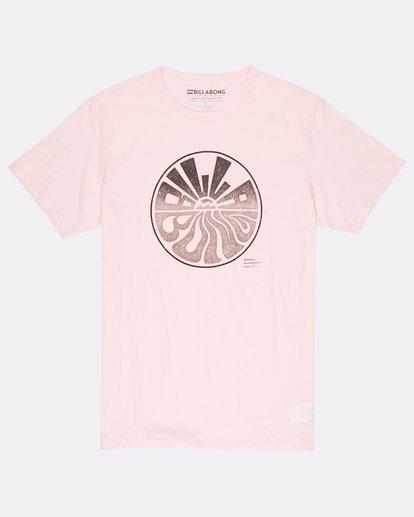 0 Sunset T-Shirt Violet H1SS27BIP8 Billabong
