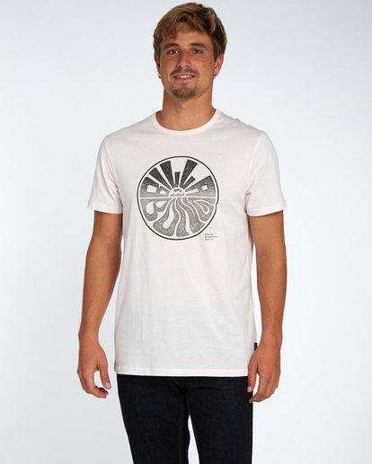 1 Sunset T-Shirt Violet H1SS27BIP8 Billabong