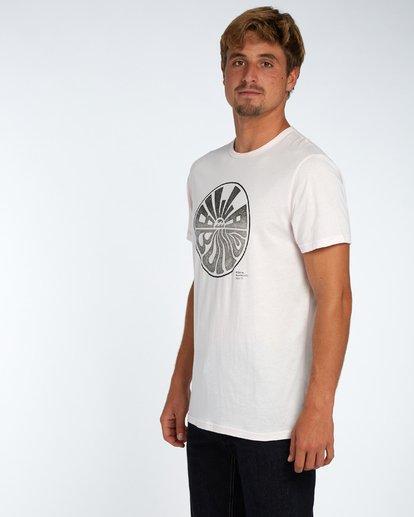 2 Sunset T-Shirt Violet H1SS27BIP8 Billabong