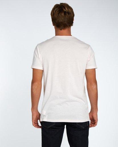3 Sunset T-Shirt Violet H1SS27BIP8 Billabong