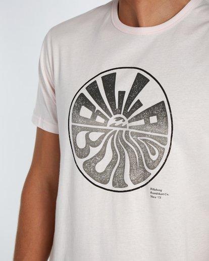 4 Sunset T-Shirt Violet H1SS27BIP8 Billabong