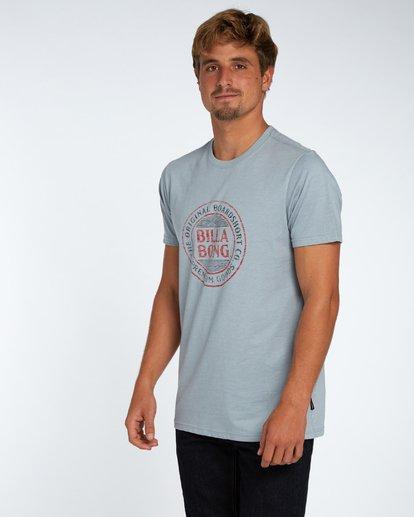 2 Danapoint T-Shirt Gris H1SS29BIP8 Billabong