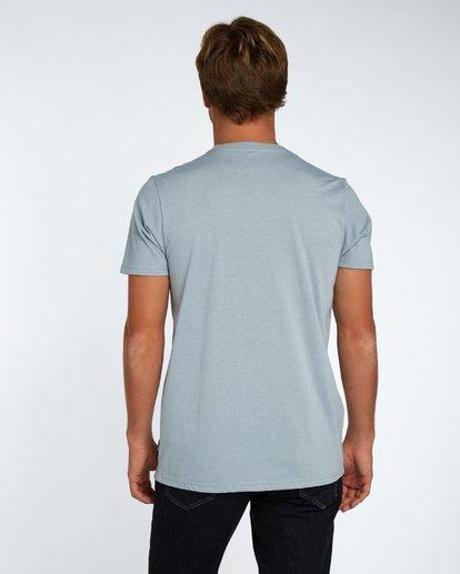 3 Danapoint T-Shirt Gris H1SS29BIP8 Billabong