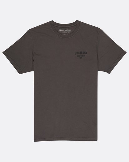 0 Origin T-Shirt Noir H1SS33BIP8 Billabong
