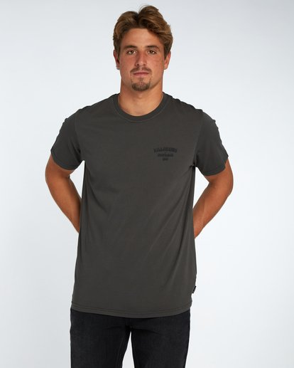 2 Origin T-Shirt Noir H1SS33BIP8 Billabong