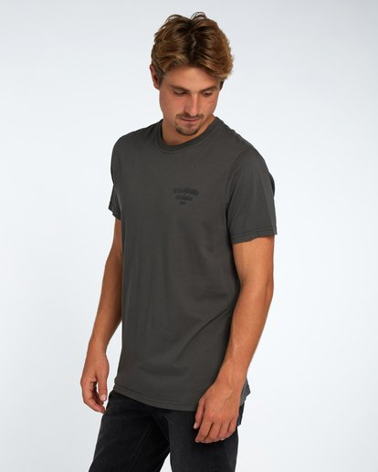 3 Origin T-Shirt Noir H1SS33BIP8 Billabong