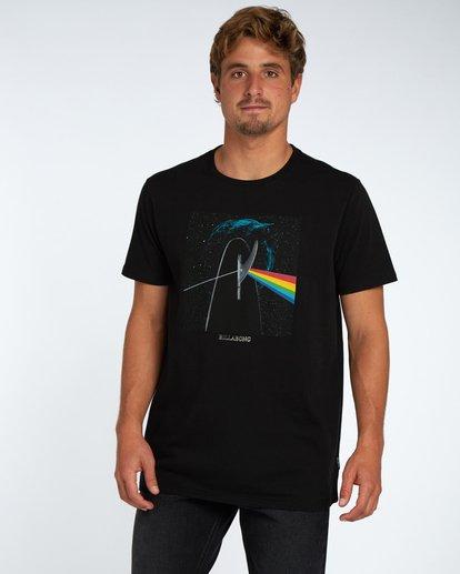 1 Dark Side T-Shirt Noir H1SS34BIP8 Billabong