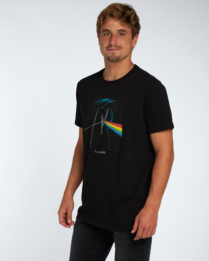2 Dark Side T-Shirt Noir H1SS34BIP8 Billabong