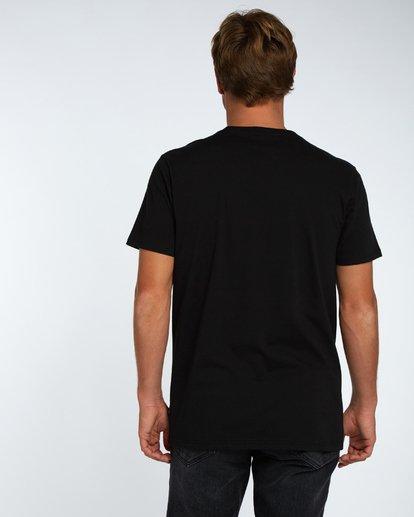 3 Dark Side T-Shirt Noir H1SS34BIP8 Billabong