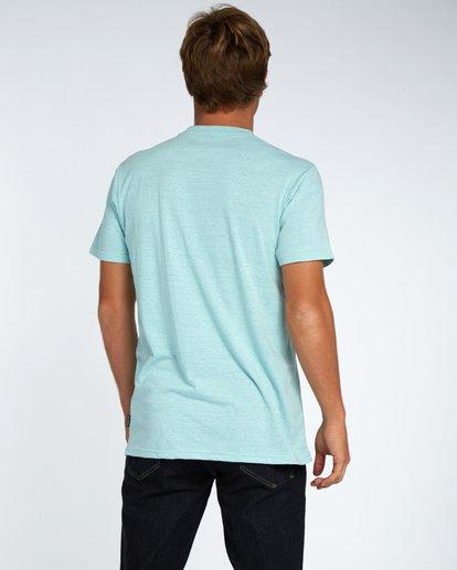 2 Essaouira T-Shirt Blau H1SS36BIP8 Billabong