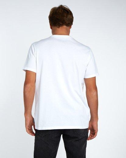 2 My Mind T-Shirt Blanc H1SS37BIP8 Billabong