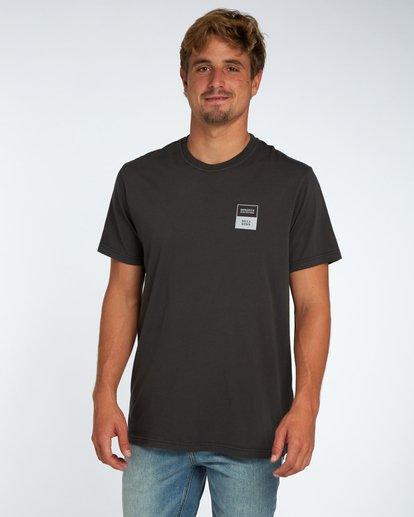 1 Asymetric T-Shirt Noir H1SS41BIP8 Billabong
