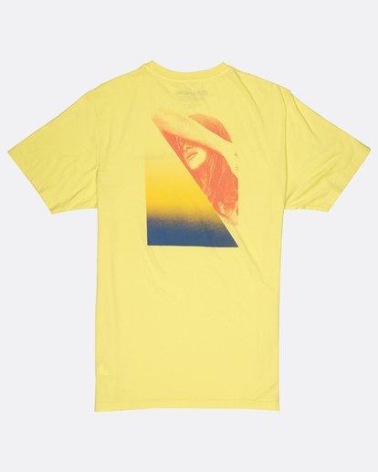 1 Hula T-Shirt Gelb H1SS42BIP8 Billabong