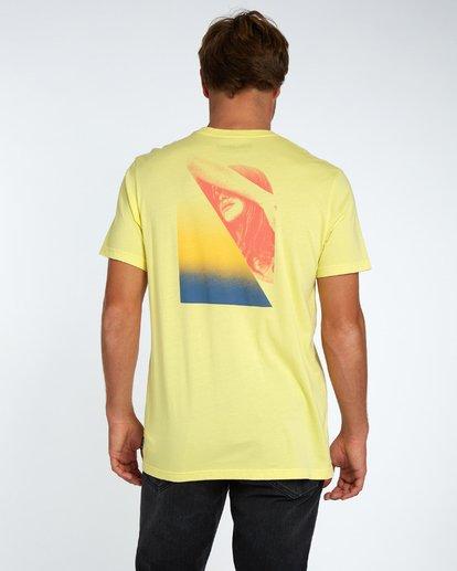 4 Hula T-Shirt Gelb H1SS42BIP8 Billabong