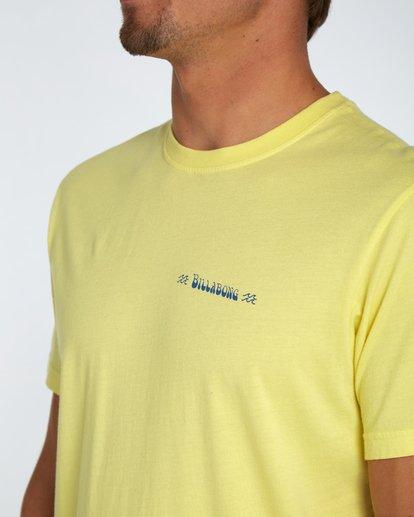 5 Hula T-Shirt Gelb H1SS42BIP8 Billabong