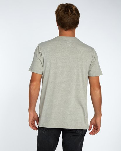 2 Enter Sandman T-Shirt Gris H1SS44BIP8 Billabong