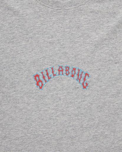 1 Arch Rival T-Shirt Gris H1SS57BIMU Billabong