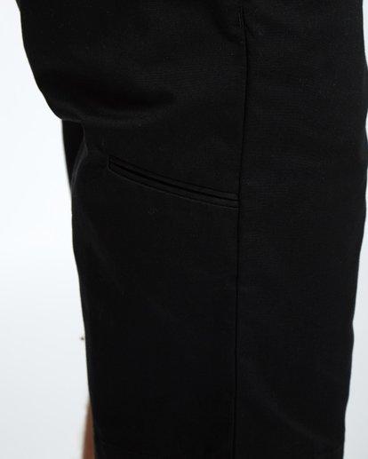 7 Carter Walkshort 22 Inches Noir H1WK12BIP8 Billabong