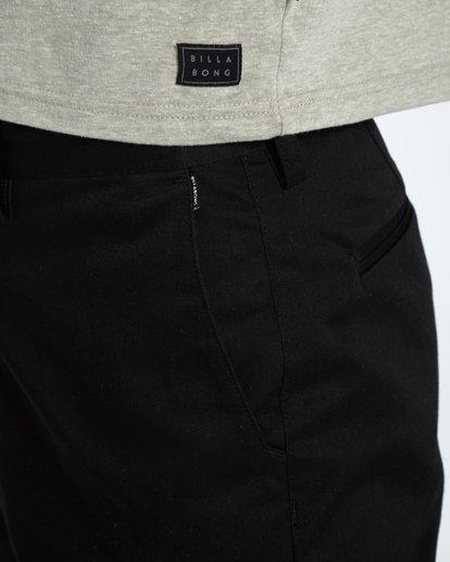 8 Carter Walkshort 22 Inches Noir H1WK12BIP8 Billabong