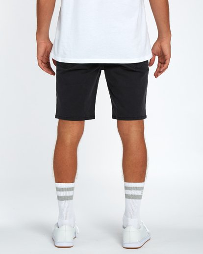 5 Outsider Denim Walkshort 20 Inches Noir H1WK14BIP8 Billabong