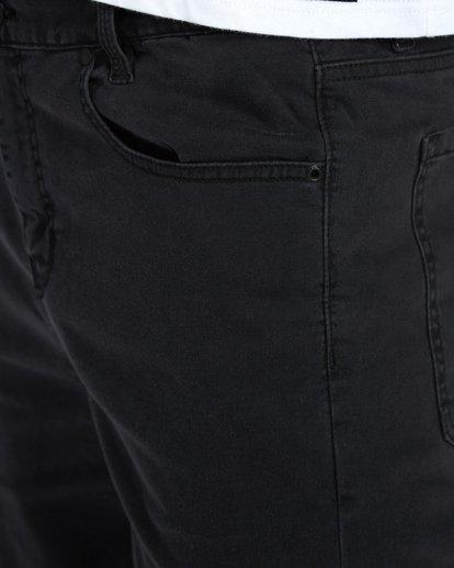 7 Outsider Denim Walkshort 20 Inches Noir H1WK14BIP8 Billabong
