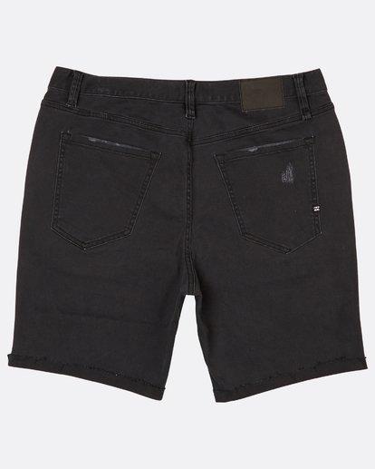 1 Fifty Denim Walkshort 19 Inches Noir H1WK15BIP8 Billabong