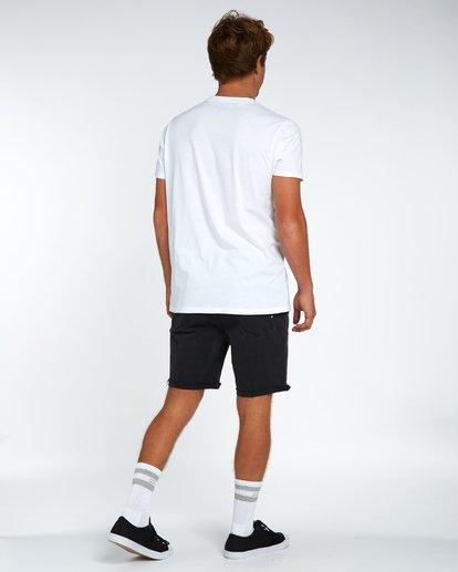 4 Fifty Denim Walkshort 19 Inches Noir H1WK15BIP8 Billabong