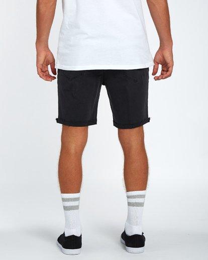5 Fifty Denim Walkshort 19 Inches Noir H1WK15BIP8 Billabong