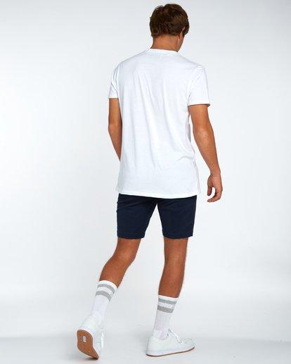 4 New Order Walkshort 19 Inches Bleu H1WK16BIP8 Billabong