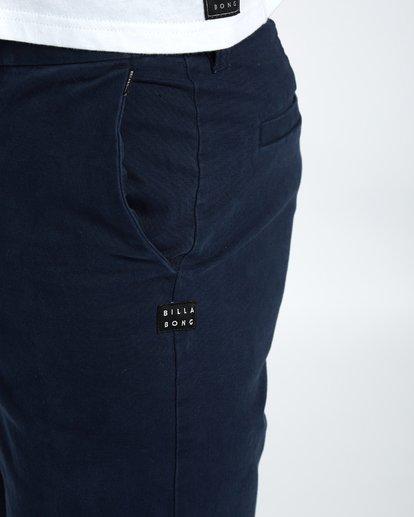 6 New Order Walkshort 19 Inches Bleu H1WK16BIP8 Billabong