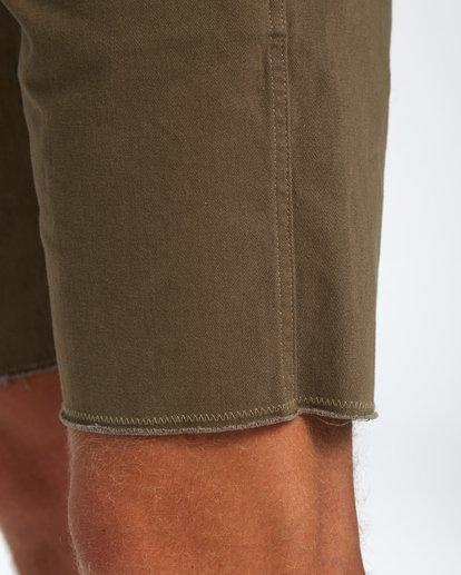 9 Craftman Short Walkshort 19 Inches Vert H1WK20BIP8 Billabong