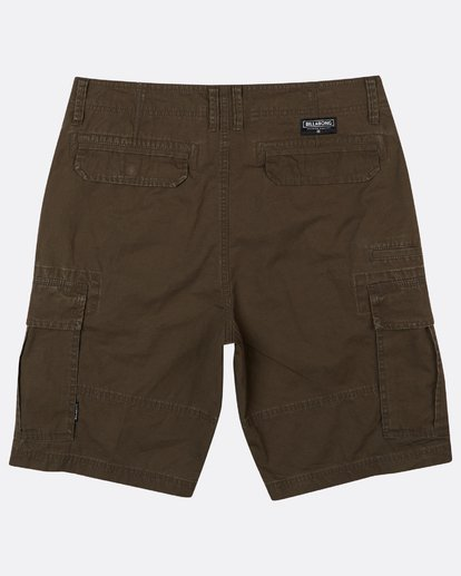 1 Scheme Cargo Walkshort 21 Inches Marron H1WK22BIP8 Billabong