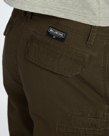 6 Scheme Cargo Walkshort 21 Inches Marron H1WK22BIP8 Billabong