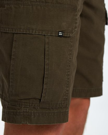 7 Scheme Cargo Walkshort 21 Inches Marron H1WK22BIP8 Billabong