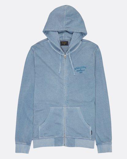 0 Origin Zip Hood Bleu H1ZH03BIP8 Billabong