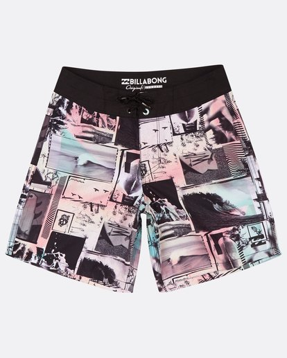 0 Boys Sundays Originals 15 Boardshort Noir H2BS09BIP8 Billabong