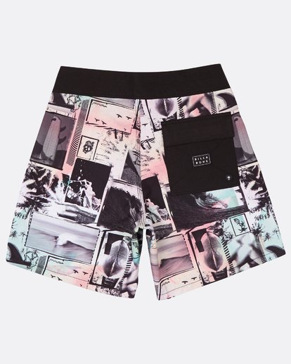 1 Boys Sundays Originals 15 Boardshort Noir H2BS09BIP8 Billabong