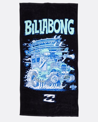 0 Boys Woody Boy Medium Towel  H2TO01BIP8 Billabong