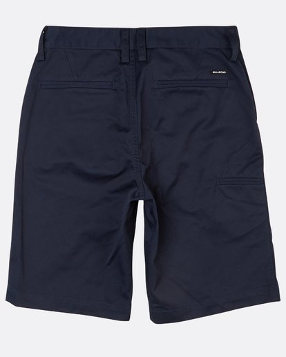 1 Boys Carter Walkshort Bleu H2WK03BIP8 Billabong