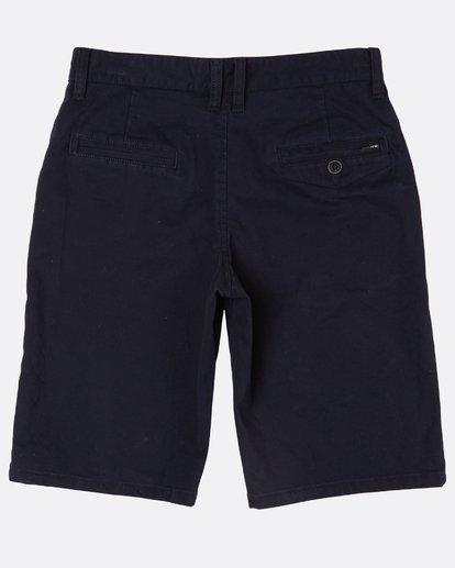 1 Boys New Order Walkshort Bleu H2WK05BIP8 Billabong