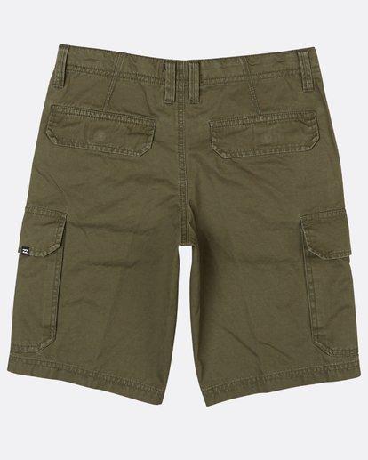 1 Boys All Day Cargo Walkshort Verde H2WK07BIP8 Billabong