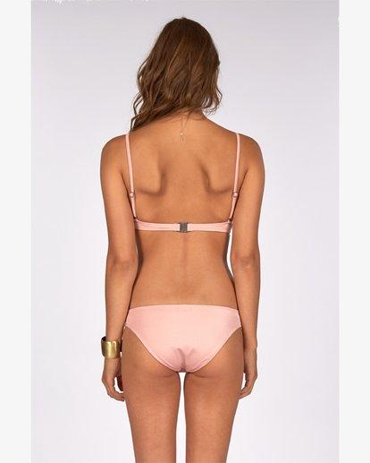 3 Sol Searcher Bi Hawaii Lo Bikini Bottom Pink H3SB01BIP8 Billabong