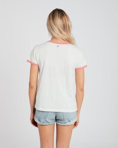 2 Be Magic T-Shirt Beige H3SS05BIP8 Billabong