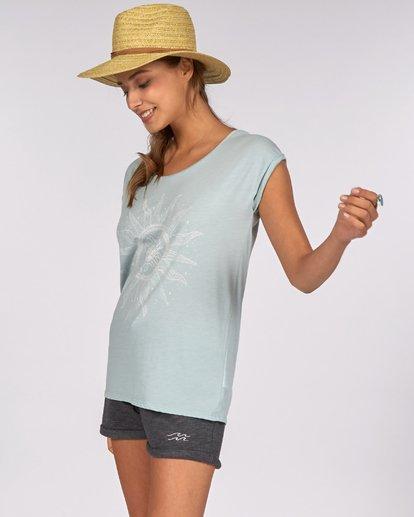 1 All Night T-Shirt Bleu H3SS07BIP8 Billabong