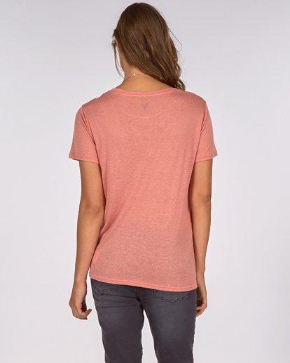 1 Costa Mesa T-Shirt Orange H3SS09BIP8 Billabong