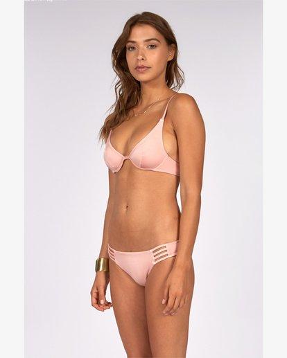 1 Sol Searcher Luv Sun Bikini Top Pink H3ST01BIP8 Billabong