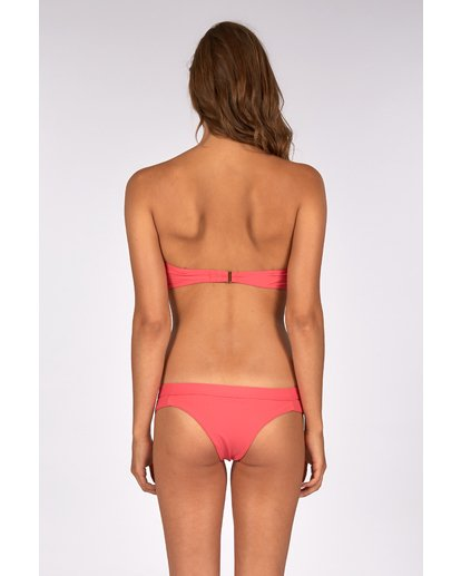3 Sol Searcher Fixed Triangle Bikini Top Rojo H3ST02BIP8 Billabong