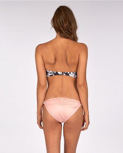 2 Sol Searcher V Wire Bandeau Bikini Top Pink H3ST06BIP8 Billabong